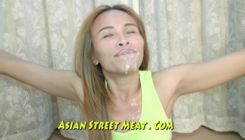 21 yr old Pinay Slut being fucked by Foreigner