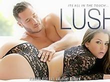 Allie Haze & Danny Mountain in Lush Video