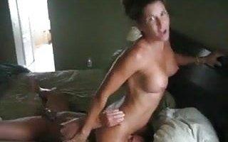 best dirty talk milf cuckold slut wife face sitting and fuck
