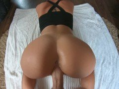 Big Young ass get fucked by huge fat dick – amateur porn