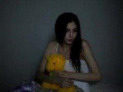 Brother fucks step sister (homemade) casting incest rape porn