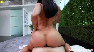 Columbian and PAWG Fucking During Audition