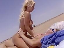 Crazy pornstar Phylisha Anne in fabulous blonde, anal xxx scene