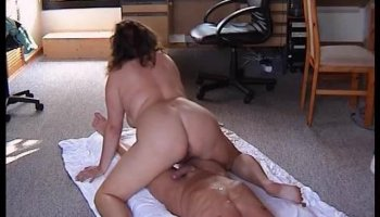 Fat homemade my wife fucked on the floor hd porn video