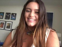 Hippie Little Sister Teases Step Brother – LoserLexxx – Family Therapy
