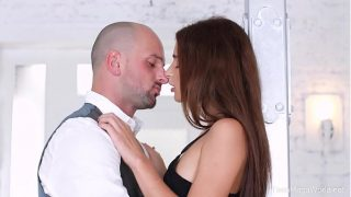 Stepfather Cums To An Agreement ! taboo sex tape