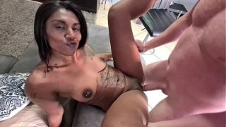 Hot hindu girl getting fucked by a white cock hard