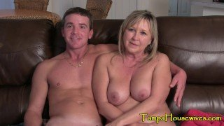 More Interview About Our Taboo Family step mom son incest sex