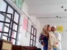 Muslim Student Fucked By Teacher