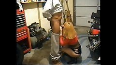 My mature wife works for black cock cuckold amateur porn