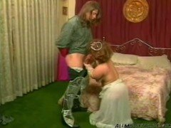 Princess Gidget Get's Her Freak On midget dwarf cumshots swallow