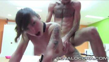 Repairman gets massage and sex