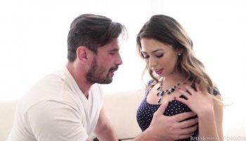Roleplay incest sister amateur sex video