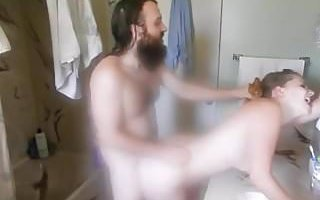 Sex with Sister in shower harper and max taboo porn video