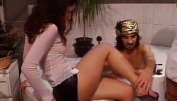 Sibel Kekilli Bath Sex in Wilde Sex Nachte