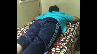 Sweet Gujrati Hostel Boy Yash The Pianist fucking alone