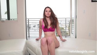 Homemade young girl sex pink crack supersized by a thick black shlong
